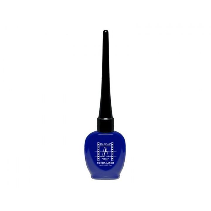Жидкая подводка темно-синяя ELBEW Make-up Atelier Paris