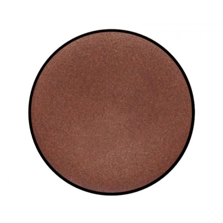 Кремовые тени атласный коричневый Make up Atelier Paris