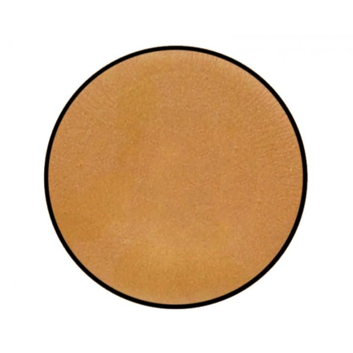 Кремовые тени золотой Make up Atelier Paris