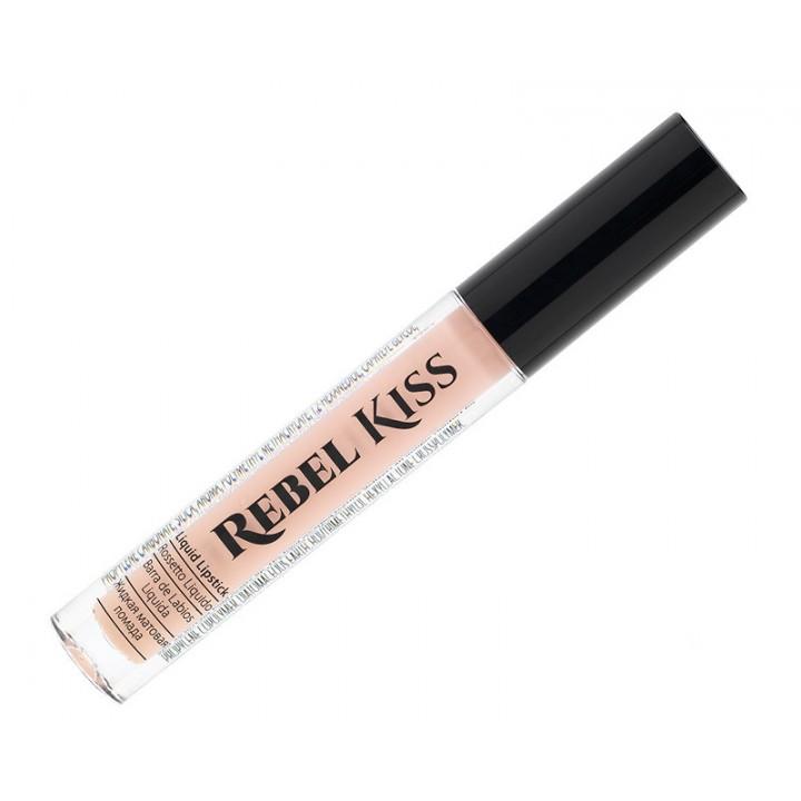 Жидкая матовая губная помада 01 - Rebel Kiss Liquid Lipstick