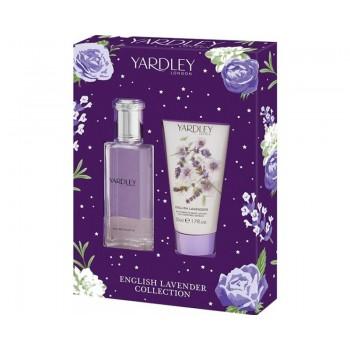Набор - Yardley English Lavender Collection (edt/100ml + b/lotion/50/ml)