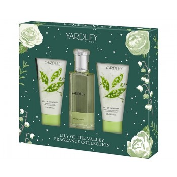 Набор - Yardley Lily of the Valley
