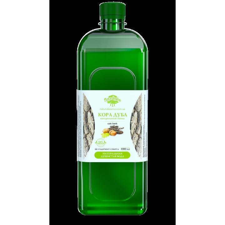 Гидролат коры дуба, 1000 мл - Naturalissimo