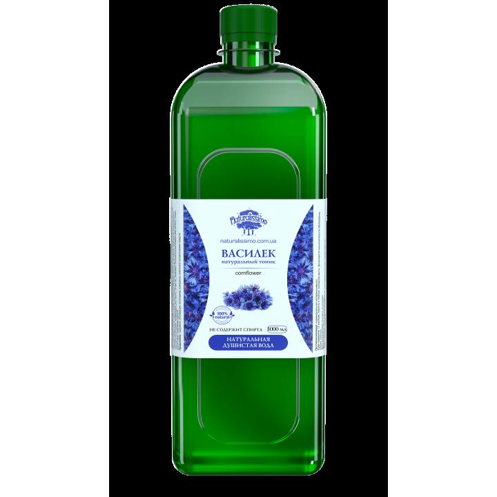 Гидролат василька, 1000 мл - Naturalissimo