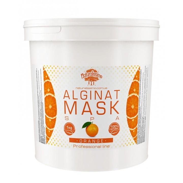 Альгинатная маска для лица с апельсином, 1000 г - Naturalissimo