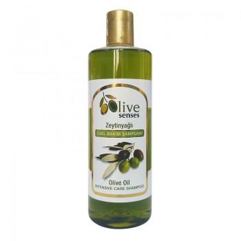 Шампунь для волос с оливковым маслом, 500 мл - SELESTA Senses