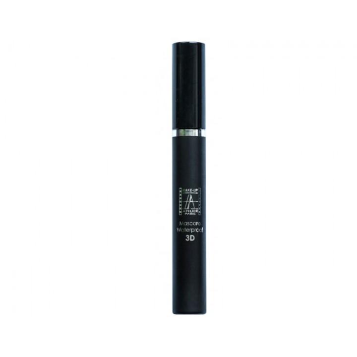 Водостойкая тушь для ресниц Объём и удлинение 10 ml Make-up Atelier Paris
